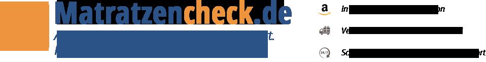 Matratzencheck.de - Die aktuellsten Matratzen Testberichte. Hier finden Sie die passende Matratze!